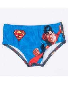 Sunga Super Homem com Proteção UV 50+ para Menino