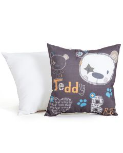 Almofada Decorativa com Estampa Teddy