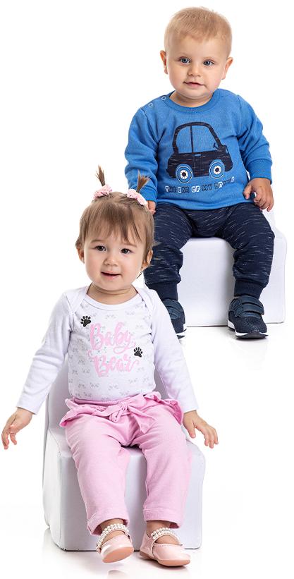 Roupas para Bebês